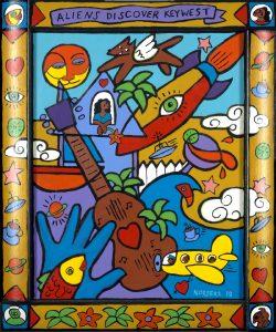 Norbert Szilagyi Painting