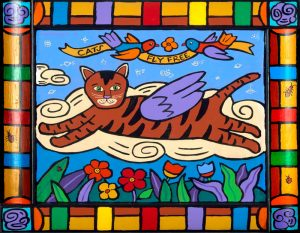 Cats Fly Free